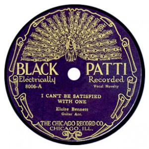 Black Patti Label